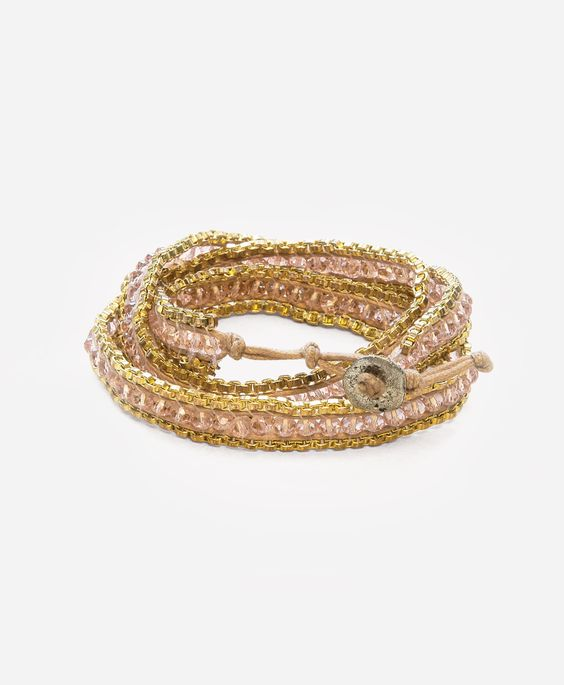 Sofiya Wrap Bracelet - Noonday Collection