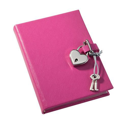 Top Secret Diary with Combination Lock Gift Book