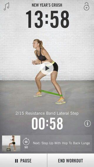 Nike+ TC