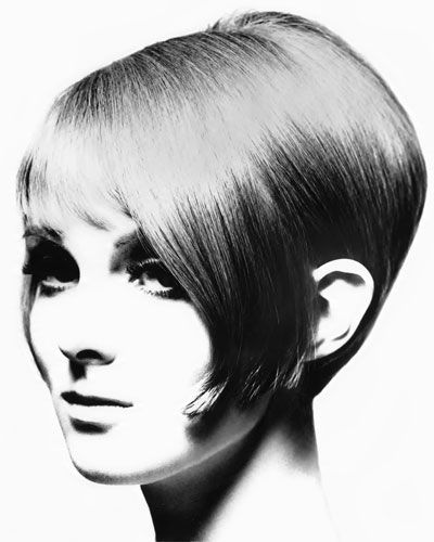 Vidal Sassoon, the hair hero's finest moments: Grace Coddington