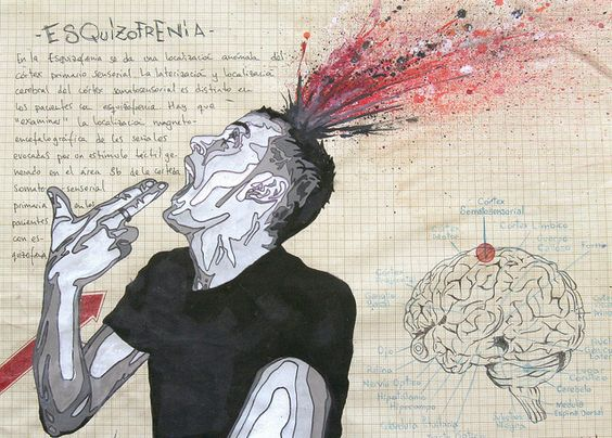 """Descubre si tienes esquizofrenia a través de una prueba de ilusión óptica llamada """"La máscara Hollow"""""""