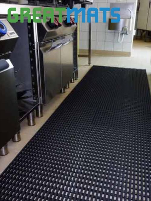 Flexigrid Industrial Matting 2 X 16 5 Ft Roll In 2020 Industrial Flooring Flooring Industrial