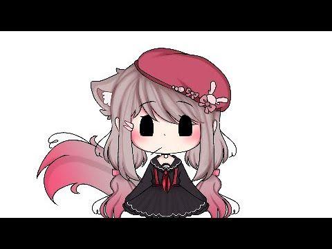 Cutie Pun Pun 3 Youtube Cute Anime Character Kawaii Drawings Chibi Body