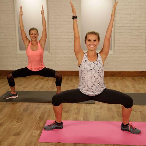 Wiggles Exercise Victorias Secret Runway, Body sculpting...