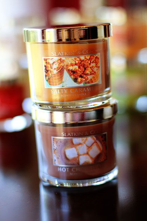 I'm obsessed with the fall and winter candles from Bath & Body Works and get excited for them every year. This year I'm loving Marshmallow Fireside and Winter Wonderland (and of course, the classic Leaves, Caramel Apple and Frosted Cranberry)
