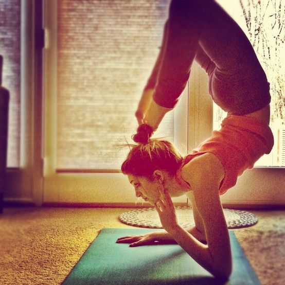 13. Yoga Stretches    Yoga is good for several reasons. It aids in flexibility, it works your core muscles, and it allows you to do cardio-centric exercises …