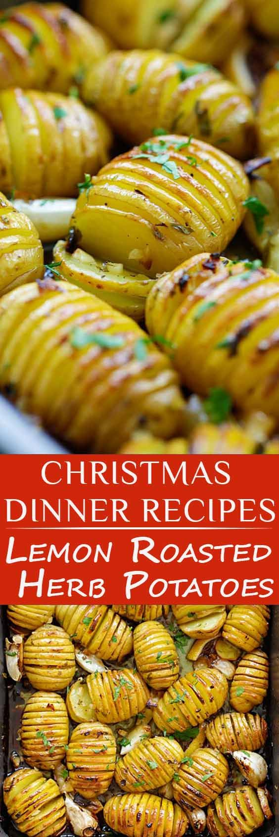 easy christmas dinner recipes that will not drive you away from home