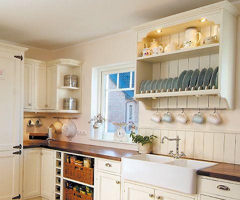 british stoves rutherford rose landhauskche handgebaute landhauskche modern - Landhauskche Modern
