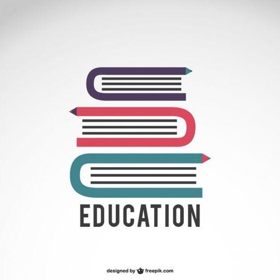 http://www.freepik.es/vector-gratis/logo-de-educacion-con-libros_762407.htm