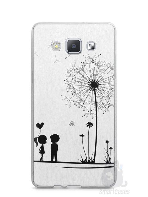 Capa Samsung A5 Casal Apaixonado - SmartCases - Acessórios para celulares e tablets :)