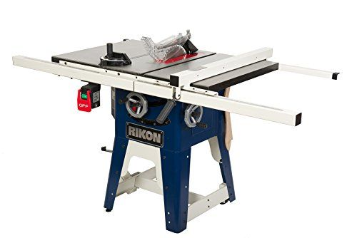 Rikon Power Tools 10 201 Cast Iron Contractors Saw 10 Inch For Sale Tisch