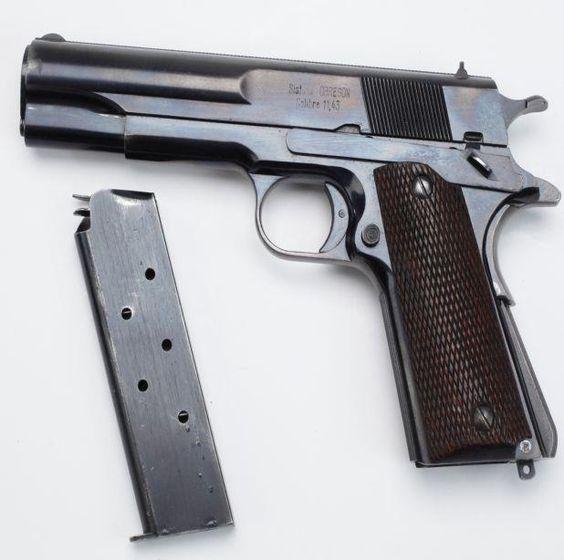 Pancho Villas Pistol