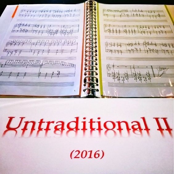 My 2nd UNTRADITIONAL is a fact  #Piano #NewMusic #TUREPICks #Untraditionals #StillWriting #SheetMusic   by yar00n
