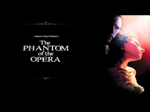 Youtube El Fantasma De La Opera ópera Fantasma