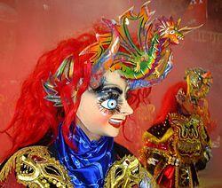 diablo, carnaval de oruro, bolivia