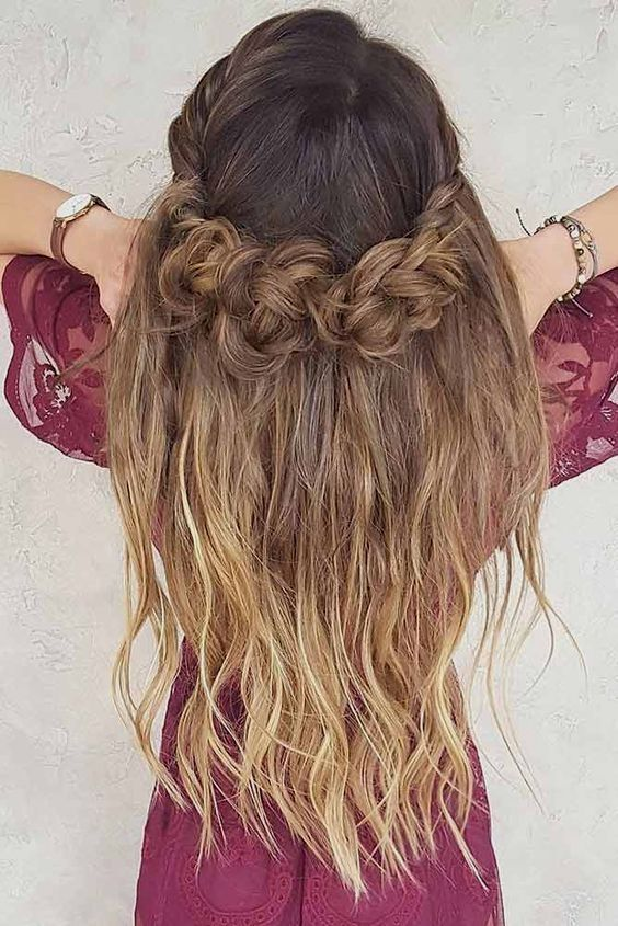 Hairstyles For Long Hair For Prom Prom Hairstyles For Long Hair Down Long Curly Prom Hairstyles Tumblr C Hair Styles Long Hair Styles Braids For Long Hair