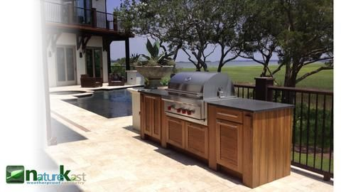 Outdoor Kitchens Outdoor Cabinets Polymer Cabinets By Stay On Deck Outdoor Kitchens Outdoor Cabinets Poly Outdoor Cabinet Outdoor Kitchen Patio Decor