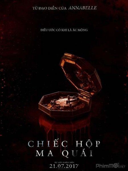 Chiếc Hộp Ma Quái - Wish Upon(2017)