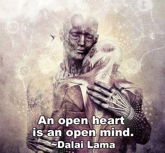 Öffne dich dem Leben und das Leben wird sich dir öffnen. Unterstützung dabei findest du unter: http://www.lebeblog.de/18