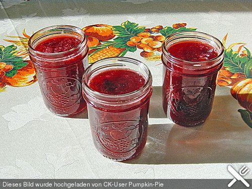 Pflaumenmarmelade mit Rotwein und Zimt, ein leckeres Rezept aus der Kategorie Herbst. Bewertungen: 75. Durchschnitt: Ø 4,7.