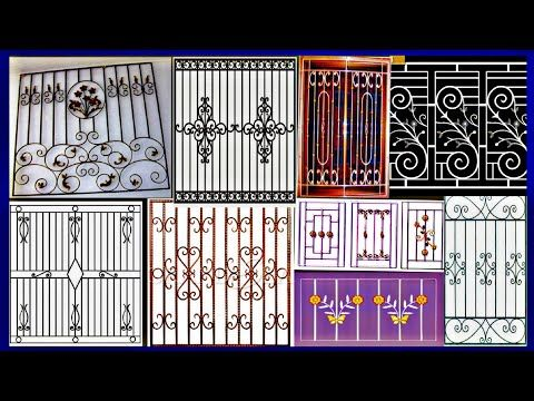 Simple Modern Window Grill 2020 Indian Window Grill Design Images Latest Grills Youtube In 2020 Home Window Grill Design Window Grill Design Modern Window Grill