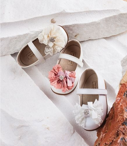 BABYWALKER luxury baby shoes! SS2015 Luxury Βαπτιστικά παπούτσια ...