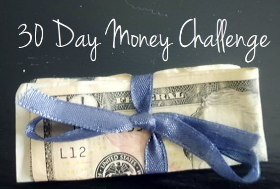 A Blossoming Life: 30 Day Money Challenge: Income Earning Ideas
