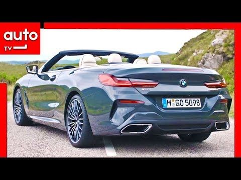 2020 Bmw 8 Series Convertible Youtube With Images Bmw New