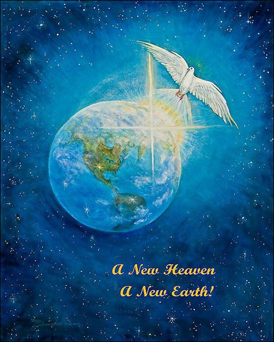 """Voici - Voici à quoi ressemblerait le """"Monde à venir"""" après le Retour de Jésus B3ec2b25d5ec7ac1775c324e28f9ae67"""
