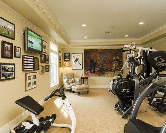 NEED to display Jeff's golf memorabilia properly! Spaces Basement Game Room Design, Pictures, Remodel, Decor and Ideas - page 26
