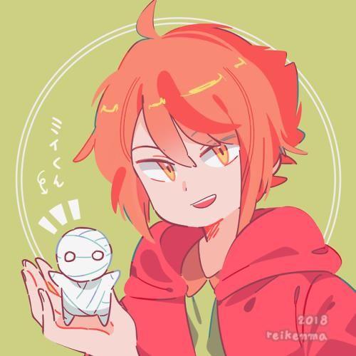 Miira No Kaikata In 2020 Cute Anime Chibi Anime Anime Galaxy Meeting a mummy from the story yokai! pinterest