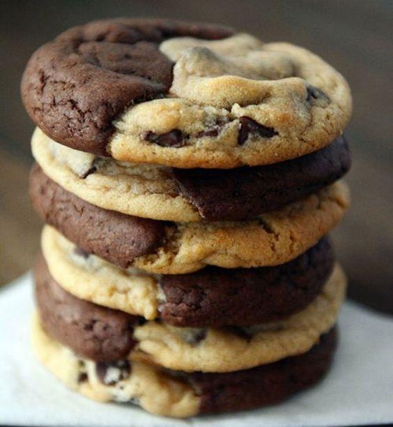 Pour le goûter, rien de mieux qu'un bon cookie accompagné d'un café ou d' un thé bien chaud. Même si les cookies classiques ce trouve dans le commerce , ceux...
