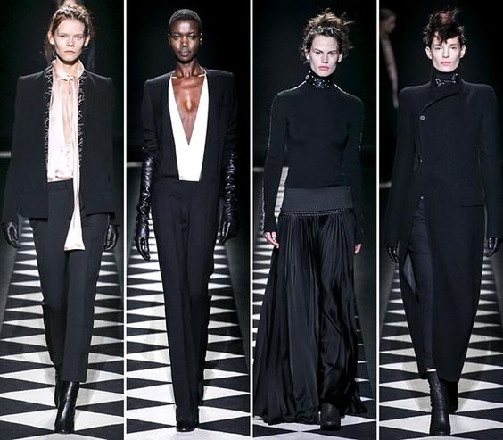 haider ackermann winter 2015 - Google Search