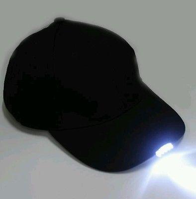 lighted baseball hats cap manufacturers led caps batteries built light hat