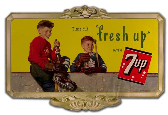 soft drinks of the 90s | vintage soft drink | Vintage Beer & Soft Drink Hockey-Related ... | P ...