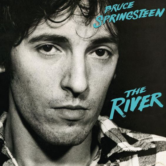 Bruce Springsteen – The River (single cover art)