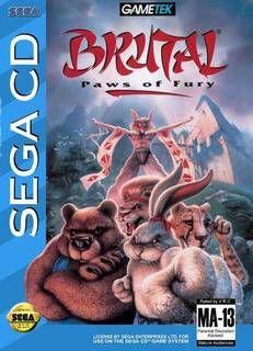 Brutal - Paws of Fury (Sega CD)