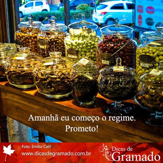 Amanhã eu começo o regime! Prometo! #gramado #chocolatesprawer