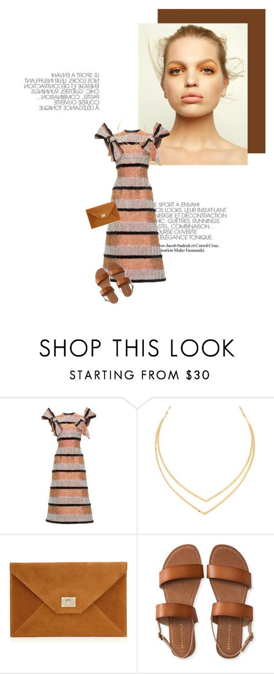 """""""Folksy Style"""" by helloyoulala-1 ❤ liked on Polyvore featuring Dolce&Gabbana, Lana and Aéropostale"""
