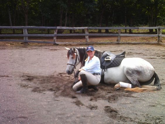 Molly at Costa Rica Equestrian Vacations!