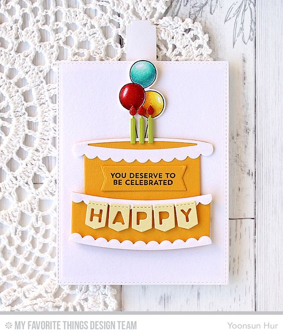 Twice the Wishes Card Kit - Yoonsun Hur  #mftstamps: