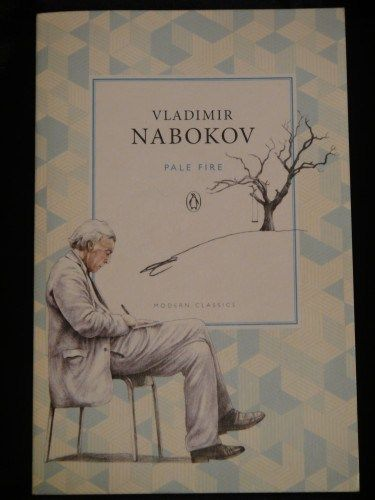 Pale Fire by Vladimir Nabokov. Full review linked here: http://imranlorgat.com/2014/05/10/pale-fire-by-vladimir-nabokov-book-thoughts/
