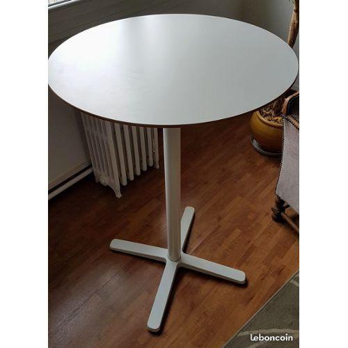 Table De Cuisine Ikea Haute Di 2020 Dengan Gambar