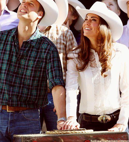 Prince and Princess have southern charm