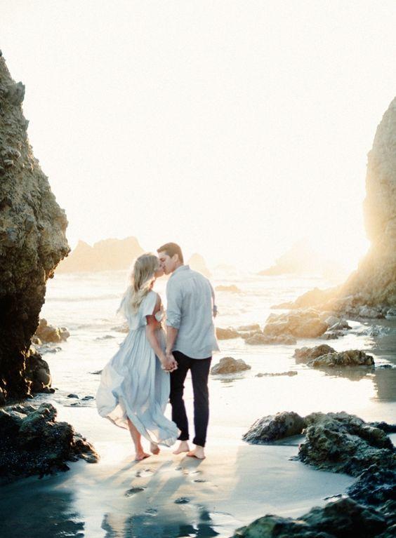 Vasia Photography l Malibu Engagement l Wedding Sparrow l Fine Art Film Photographer