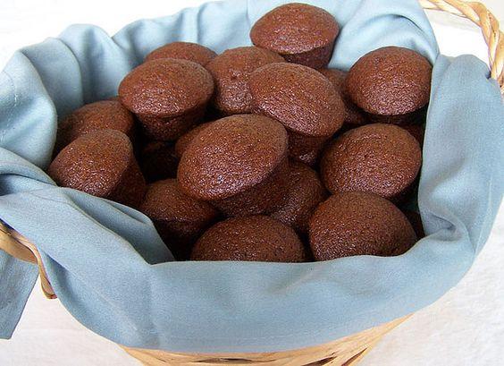 Knock-off Jason's Deli gingerbread muffins.