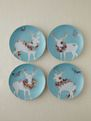 Rosanna Inc.  A Walk in the Woods Plates (Set of 4)  $29