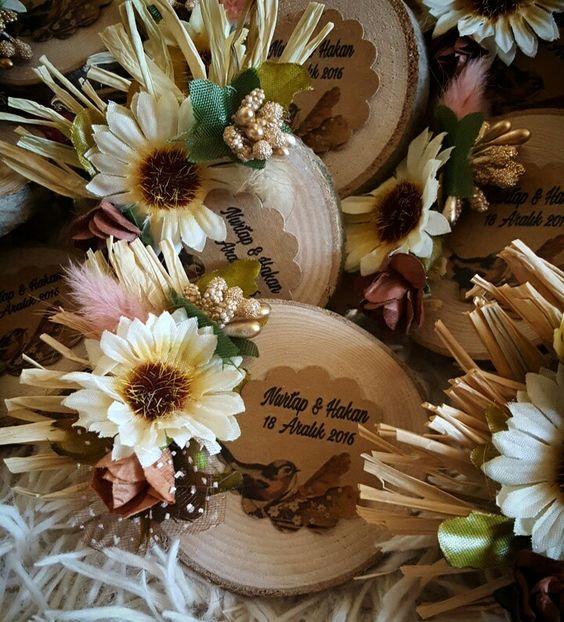 Ağaç Magnetlerimiz  Hediyelik  Nişan hediyelikleri