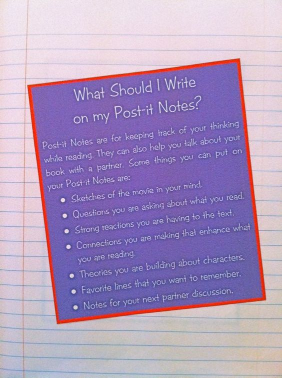 What should I write? - please help?