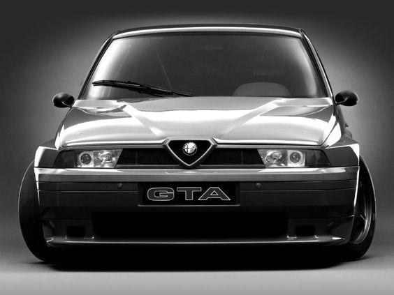 Alfa Romeo 155 GTA IMSA GTP 1992-JUN 1993